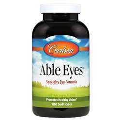 Carlson Labs Albe Eyes