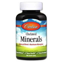 Carlson Labs Liquid Multiple Minerals