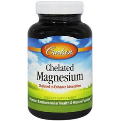 Carlson Labs Chelated Magnesium