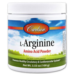 Carlson Labs L-Arginine Powder