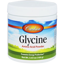 Carlson Labs Glycine Amino Acid Powder