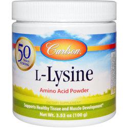 Carlson Labs L-Lysine