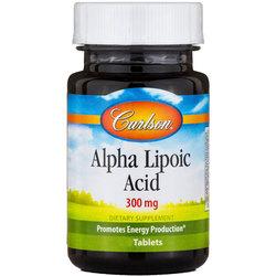 Carlson Labs Alpha Lipoic Acid