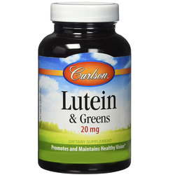 Carlson Labs Lutein  Greens