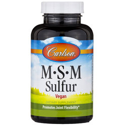 Carlson Labs MSM Sulfer