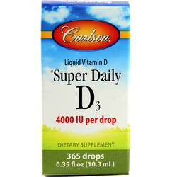 Carlson Labs Super Daily D3