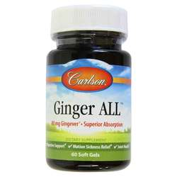 Carlson Labs Ginger ALL