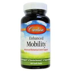 Carlson Labs Enhance Mobility