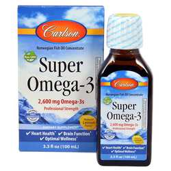 Carlson Labs Super Omega 3