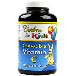Carlson Labs Chewable Vitamin C
