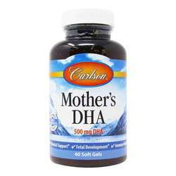 Carlson Labs Mother's DHA