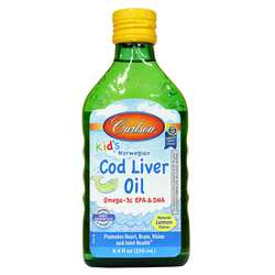 Carlson Labs Cod Liver Oil for Kids
