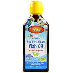 Carlson Labs Very Finest Fish Oil for Kids
