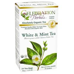 Celebration Herbals White Tea