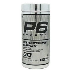 Cellucor P6 Chrome Testosterone Support