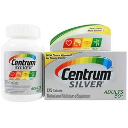 Centrum Silver Adults 50+ Multivitamin