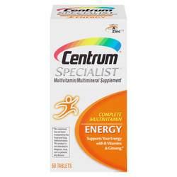 Centrum Specialist Complete Multivitamin