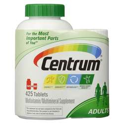 Centrum Adults Multivitamin