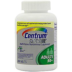 Centrum Silver Adult's 50+ Multivitamin