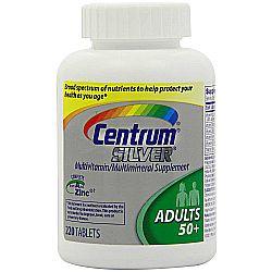 Centrum Silver Adult's 50+ Multivitamin