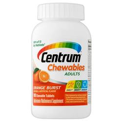 Centrum Chewables Multivitamin-Multimineral