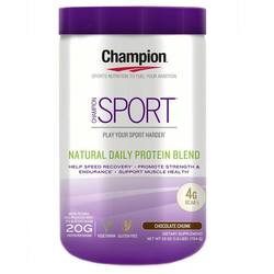 Champion Performance Sport Natural Daily Protein Blend