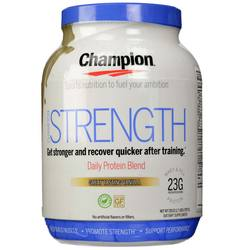Champion Performance Strength Natural Daily Protein Blend