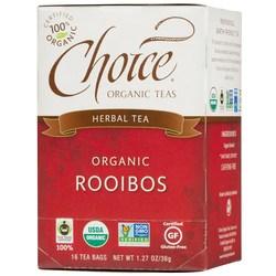 Choice Organic Teas Organic Rooibos Herbal Tea