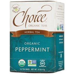Choice Organic Teas Herbal Tea