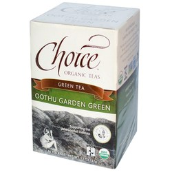 Choice Organic Teas Oothu Garden Green Tea