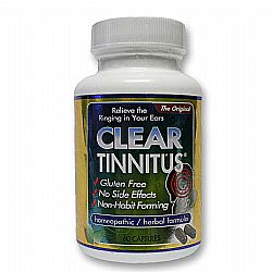 Clear Products Clear Tinnitus