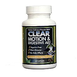 Clear Products Clear Motion  Digestive Aid