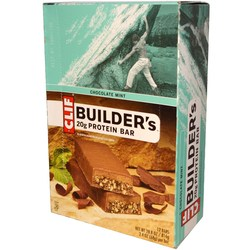Clif Bar Builder's Protein Bars