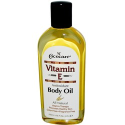 Cococare Vitamin E Body Oil