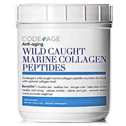 CodeAge Wild Caught Marine Collagen Peptides