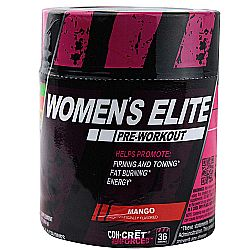 Con-Cret Women's Elite Preworkout