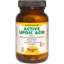 Country Life Active Lipoic Acid