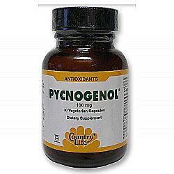 Country Life Pycnogenol 100 mg
