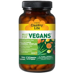 Country Life Vegetarian Support
