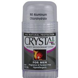 Crystal Essence Crystal Body Deodorant Stick for Men