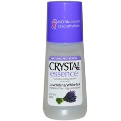 Crystal Essence Mineral Deodorant Roll On