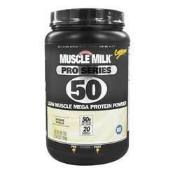 CytoSport Muscle Milk Pro Series 50 Intense Vanilla