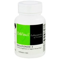 DaVinci Laboratories Melatonin-3