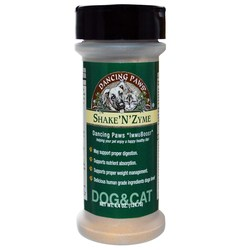 Dancing Paws Shake 'N' Zyme for Dogs and Cats