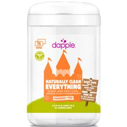 Dapple All Purpose Cleaner Wipes