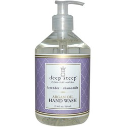 Deep Steep Argan Oil Hand Wash