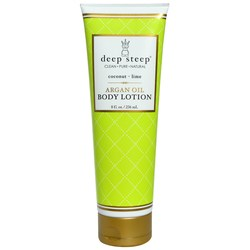 Deep Steep Argan Oil Body Lotion