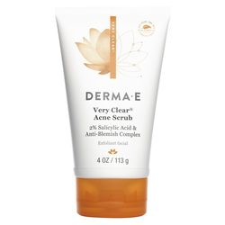 Derma E Very Clear Cleansing Scrub