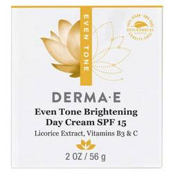 Derma E Evenly Radiant Brightening Day Creme