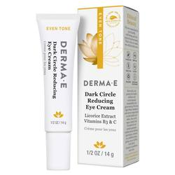Derma E Evenly Radiant Dark Circle Creme